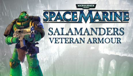 Купить Warhammer 40,000: Space Marine - Salamanders Veteran Armour Set