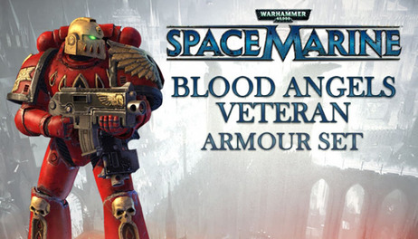 Купить Warhammer 40,000: Space Marine - Blood Angels Veteran Armour Set