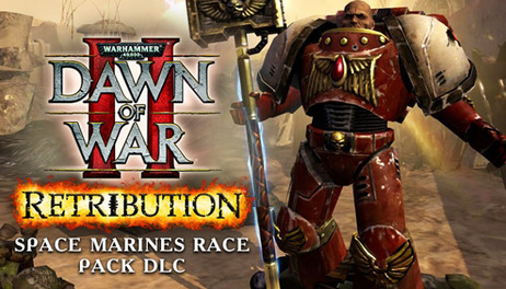 Купить Warhammer 40,000: Dawn of War II - Retribution Space Marines Race Pack