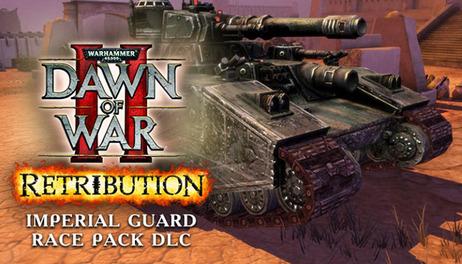 Купить Warhammer 40,000: Dawn of War II - Retribution - Imperial Guard Wargear DLC