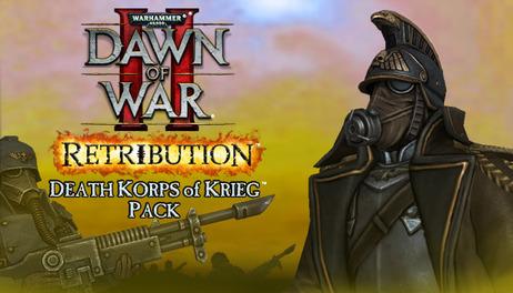 Купить Dawn of War II: Retribution - Death Korps of Krieg Skin Pack Pack