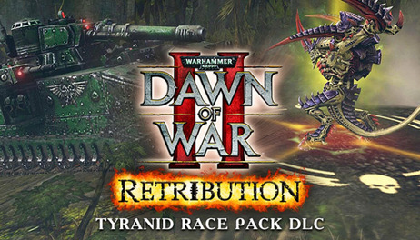 Купить Warhammer 40,000: Dawn of War II - Retribution - Tyranid Race Pack