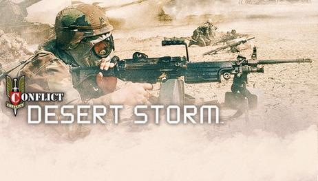 Купить Conflict Desert Storm