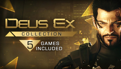 Купить Deus Ex Collection