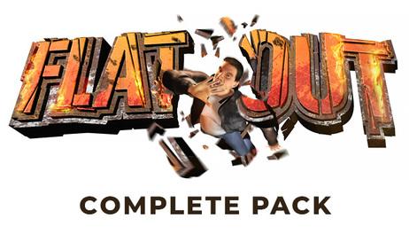 Купить Flatout Complete Pack