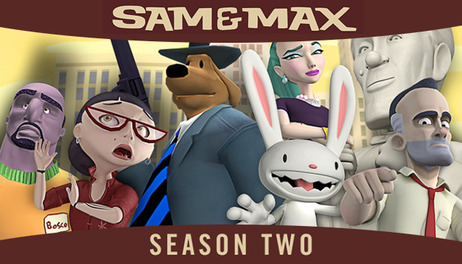 Купить Sam & Max: Season Two