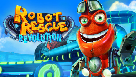 Купить Robot Rescue Revolution