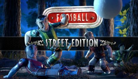 Купить Foosball - Street Edition