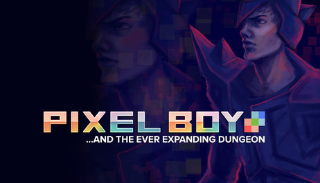 Купить Pixel Boy and the Ever Expanding Dungeon
