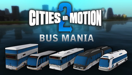 Купить Cities in Motion 2: Bus Mania