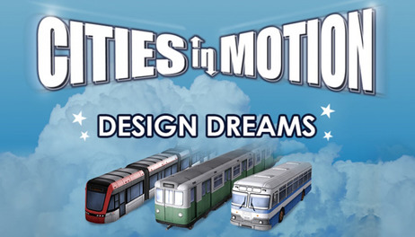 Купить Cities In Motion: Design Dreams