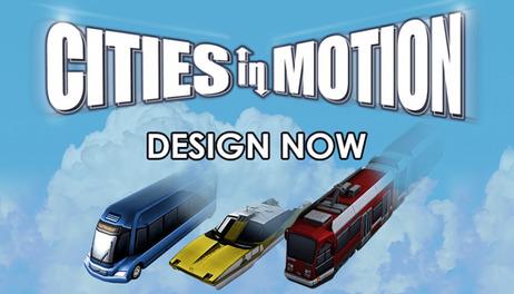 Купить Cities in Motion: Design Now
