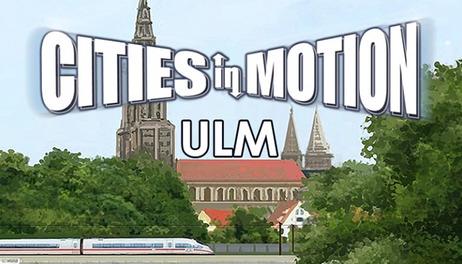 Купить Cities in Motion: Ulm