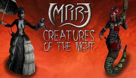 Купить Impire: Creatures of the Night