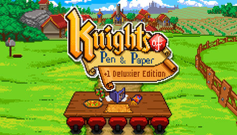 Купить Knights of Pen and Paper +1 Deluxier Edition