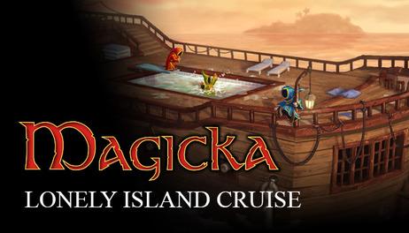 Купить Magicka: Lonely Island Cruise