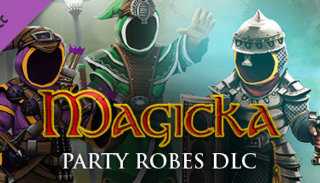 Купить Magicka: Party Robes