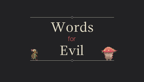 Купить Words for Evil