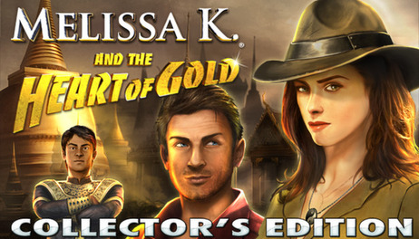 Купить Melissa K. and the Heart of Gold Collector's Edition