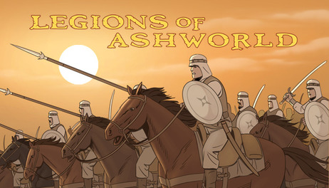 Купить Legions of Ashworld