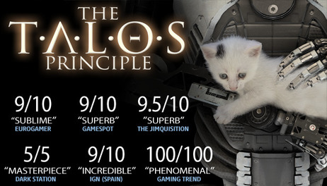 Купить The Talos Principle