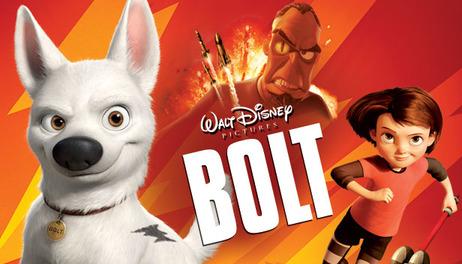 Купить Disney Bolt