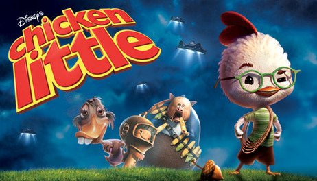 Купить Disney's Chicken Little