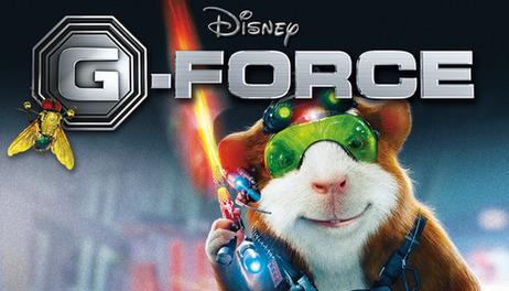 Купить Disney G-Force