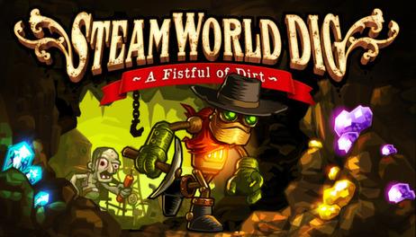 Купить SteamWorld Dig