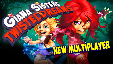 Купить Giana Sisters: Twisted Dreams