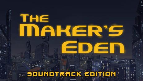 Купить The Maker's Eden Soundtrack Edition