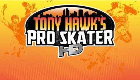 Купить Tony Hawk´s Pro Skater HD