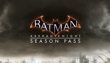 Купить Batman: Arkham Knight Season Pass