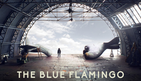 Купить The Blue Flamingo