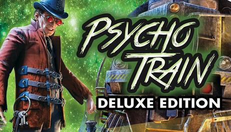Купить Mystery Masters: Psycho Train Deluxe Edition