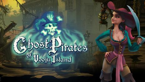 Купить Ghost Pirates of Vooju Island