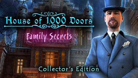 Купить House of 1,000 Doors: Family Secrets Collector's Edition