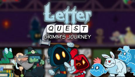 Купить Letter Quest: Grimm's Journey