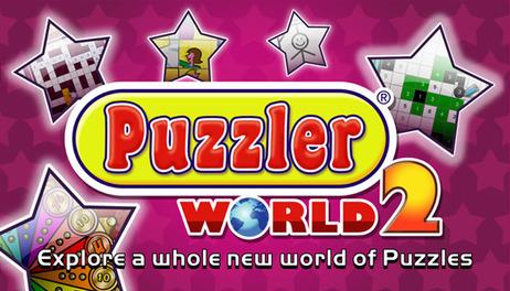Купить Puzzler World 2