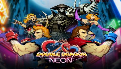 Купить Double Dragon: Neon