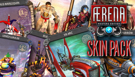Купить AERENA - Skin Pack