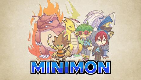 Купить Minimon