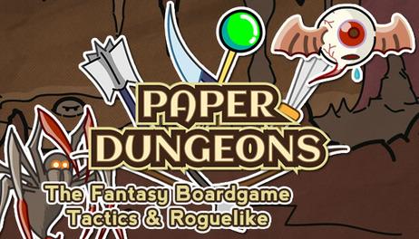 Купить Paper Dungeons