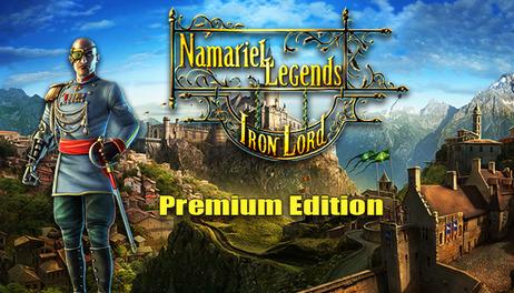 Купить Namariel Legends: Iron Lord Premium Edition