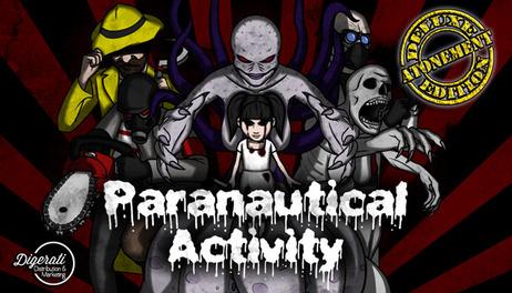 Купить Paranautical Activity: Deluxe Atonement Edition