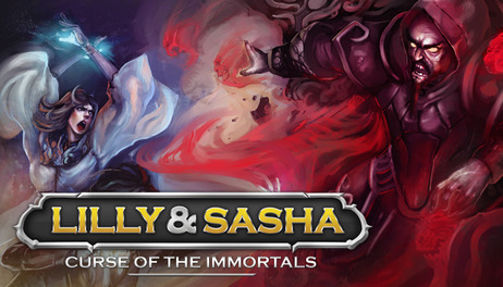 Купить Lilly and Sasha: Curse of the Immortals