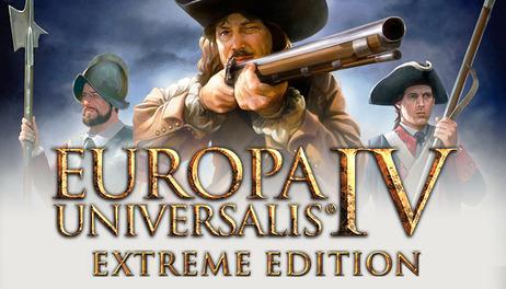 Купить Europa Universalis IV Extreme Edition