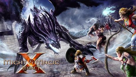 Купить Might & Magic X - Legacy