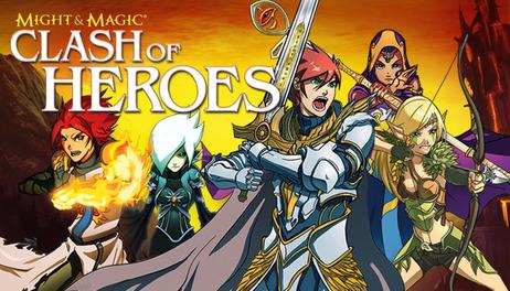 Купить Might & Magic: Clash of Heroes
