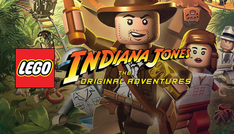Купить LEGO Indiana Jones: The Original Adventures